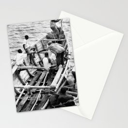 La Décharge Stationery Cards