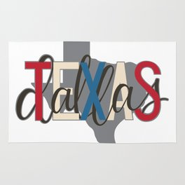 Dallas, TX Rug
