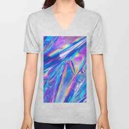 Just A Hologram Unisex V-Neck