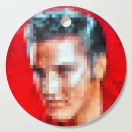 Elvis still alive ? Cutting Board
