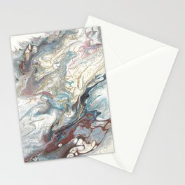 Kintsugi, a reworking of 33 Stationery Cards