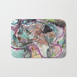 Echidna Abstract Bath Mat