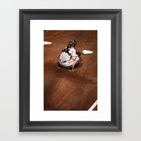 Chris Stewart Framed Art Print
