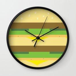 Big Mak Wall Clock