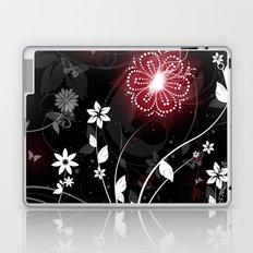Midnight Garden Laptop & iPad Skin