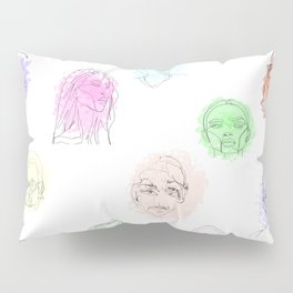 people of the world Pillow Sham