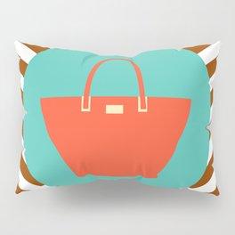 Beach Bag - Cute Summer Accessories Collection Pillow Sham