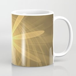 Sun Burst of Nine Coffee Mug