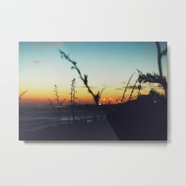 Away from the city Metal Print