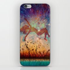 Starfall (Dreamers #1) iPhone & iPod Skin