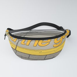 A Day in London Fanny Pack