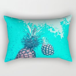 Pineapple Float Rectangular Pillow