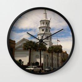 St. Michaels Episcopal Church Wall Clock