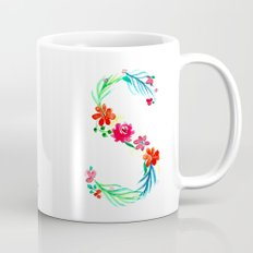 monograms - S Mug