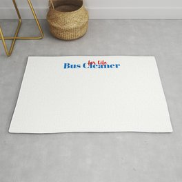 Bus Cleaner Position Rug
