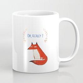 Postcard for your enemy Coffee Mug
