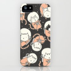 Cat-Stronauts iPhone (5, 5s) Slim Case