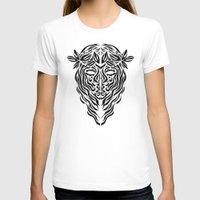 virgo T-shirts featuring Virgo by Mario Sayavedra