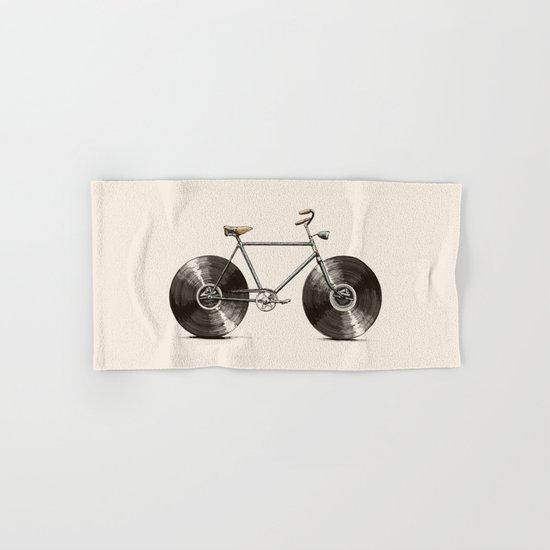 Velophone Hand & Bath Towel