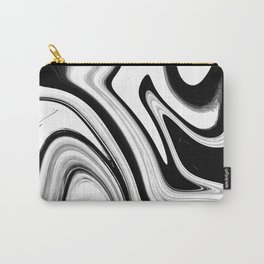 marble swirls Carry-All Pouch