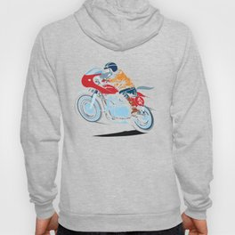 Wolf caferacer Hoody