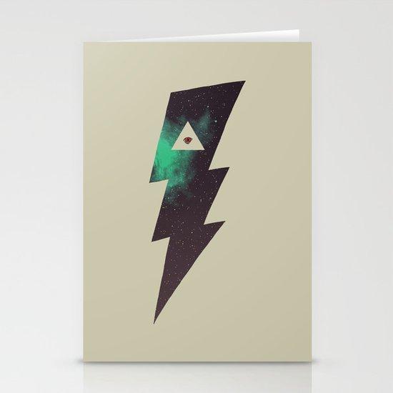 Dark Energy Stationery Cards