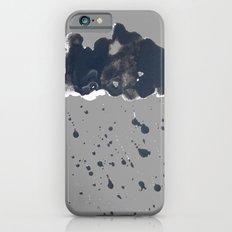 Inky Oil Cloud of Radiation Slim Case iPhone 6s