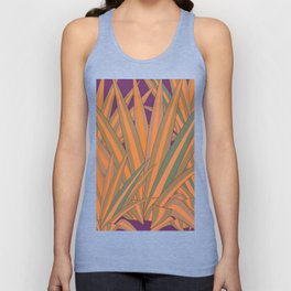 Colorful Agaves Unisex Tank Top