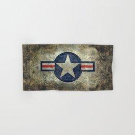 Vintage USAF Roundel #2 Hand & Bath Towel