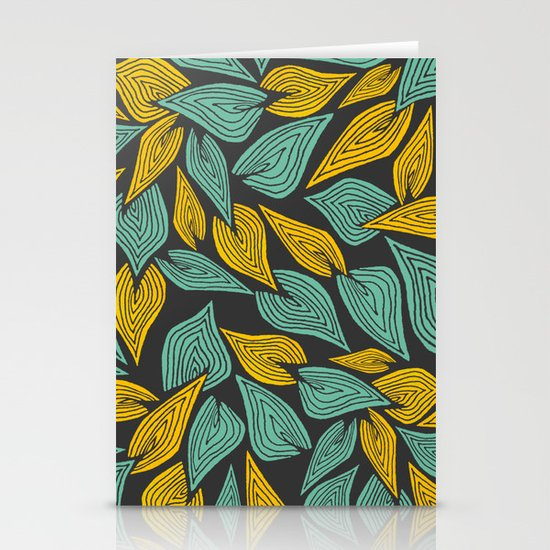 Autumn Wind Stationery Cards