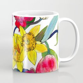 Tulips & Daffodils  Coffee Mug