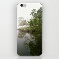 fog clearing iPhone & iPod Skin