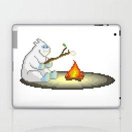 Yeti and The Yummy Marshmellow Laptop & iPad Skin