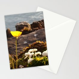 Lakeside Flowers II Stationery Cards