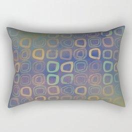 Vintage squares Rectangular Pillow