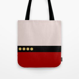 Picard -Minimalist Star Trek TNG The Next Generation  Captain Jean Luc Picard startrek Trektangles Tote Bag