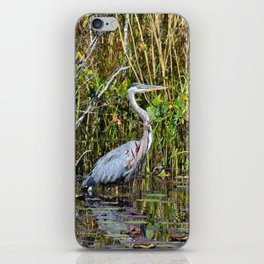 It's A Jungle Out There iPhone Skin