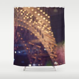 Paris (Delusion) Shower Curtain
