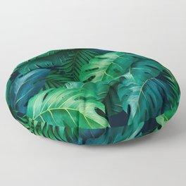 Tropical pattern Floor Pillow