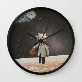 Gardener Wall Clock