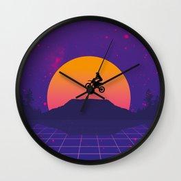 MX@Midnight Wall Clock