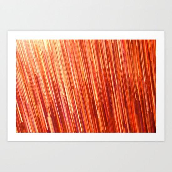 Glitter 9379 Art Print
