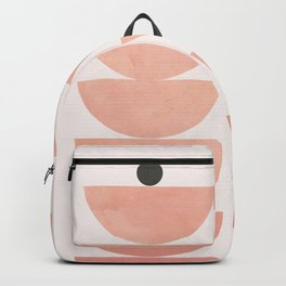 Geometric Modern Art 40 Backpack