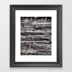 Untitled, Feb 2011 Framed Art Print