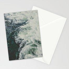 Summer Ocean Waves Stationery Cards