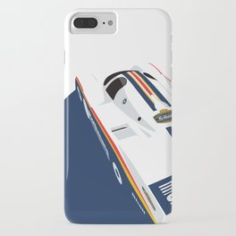 Porsche 962C, 1985 iPhone Case
