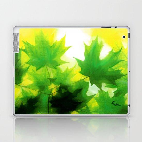 MAPLE DAWN Laptop & iPad Skin