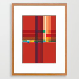 #357 Framed Art Print