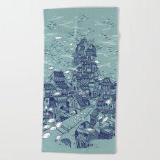 The Deep Beach Towel