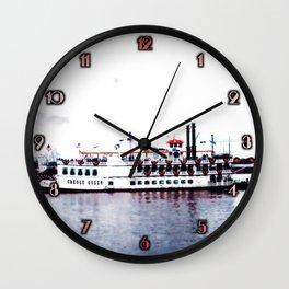 Creole Queen Wall Clock